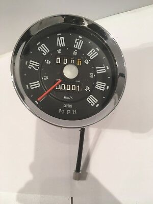 Smiths Speedometer Serviced Calibrated With Guarantee