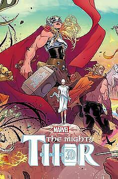 Mighty Thor 3D #1 Polybagged (24/04/2019)