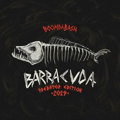 Boomdabash - Barracuda  Sanremo 2019   Cd