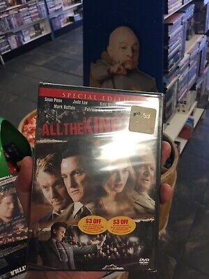 All The Kings Men (DVD, 2006) NEW combine shipping from Movies and Candy