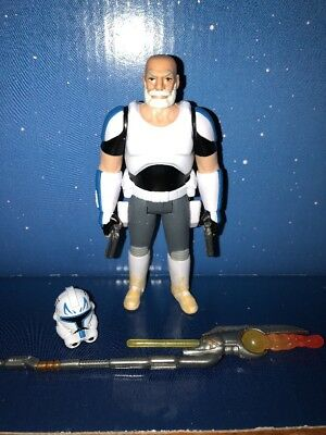 Star Wars Rebels Captain Rex Loose Complete