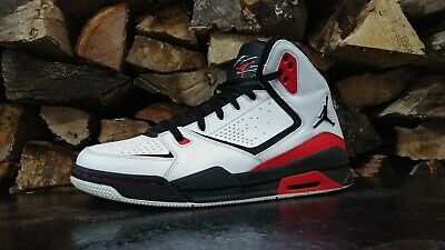 buy online 22627 aecb2 2011 Nike Air Jordan Flight Sc 2 Basketball Shoes Sz 11.5 45.5 M Used  454050 106
