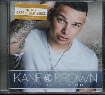 KANE BROWN - Kane Brown (Deluxe Edition) - CD Album *NEW & SEALED*