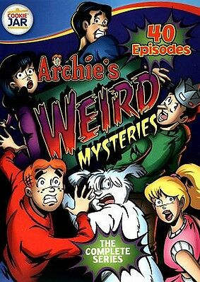 Archie's Weird Mysteries - The Complete Series, New Disc, ,