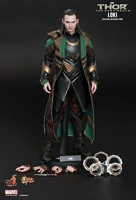 Hot Toys Marvel MMS231 1/6 Thor The Dark World Loki Exclusive Special Edition