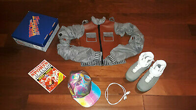 RARE Back to the Future II Child's Jacket, Hat & Shoes