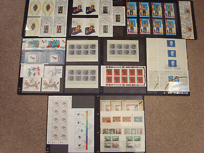 LOT#349g GERMANY & WEST BERLIN COMMEMORATIVE & CHRISTMAS M/S (Multiple Listing)