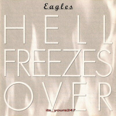 Eagles: Hell Freezes Over [1994] | CD