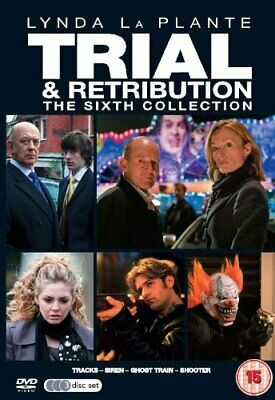 Trial And Retribution - The Sixth Collection (DVD Box Set)