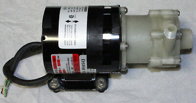 March Ac-2Cp-Md Seal Less Centrifugal Magnetic Drive Pump