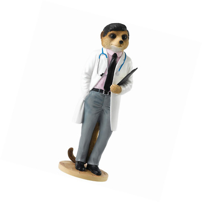 "Magnificent Meerkats ""On Call"" Figurine"