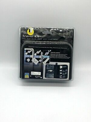 Logic3 30-Pin / Firewire Apple iPod Travel Car Casette Kit