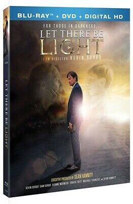 LET THERE BE LIGHT New Sealed Blu-ray + DVD Kevin Sorbo