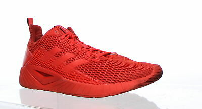 058b0c198c2 Adidas Mens Questar Cc Red Running Shoes Size 14 (195431)