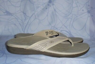 75d681b6c9db Women s Tan DR SCHOLL S Advanced Comfort Series Sandals Size 8 M GREAT  Condition
