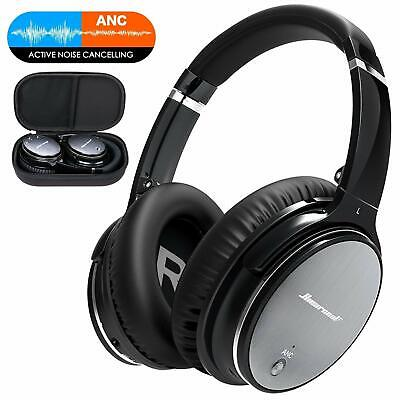 Casque Bluetooth Sans Fil Antibruit Hiearcool Headphones Wireless