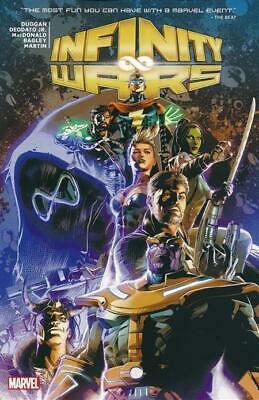 INFINITY WARS TPB Marvel Comics Collects #1-6, Prime, Fallen Guardian and 8 TP