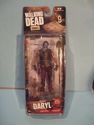The Walking Dead AMC TV Grave digger Daryl Action Figure Series McFarlane Toys