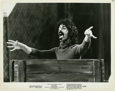 Frank Zappa 200 MOTELS Original photograph from the 1971 film #137953