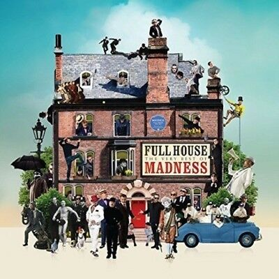 Madness - Full House - The Very Best Of Madness  2 Cd Neu