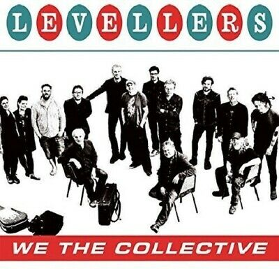 The Levellers - We The Collective (Deluxe 2Cd Edition)  2 Cd Neu