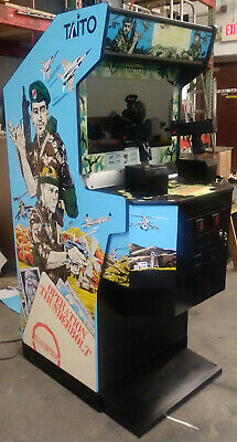 OPERATION THUNDERBOLT ARCADE MACHINE by TAITO (Excellent Condition)