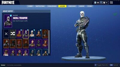 RANDOM FORTNITE 20-50 Skin Accounts INSTANT DELIVIRY(Chance