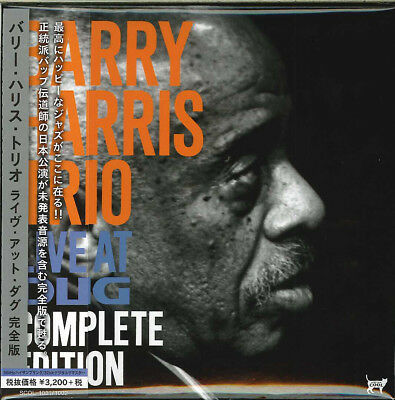 Barry Harris Trio-Live At Dug Complet Edition-Japan 2 CD