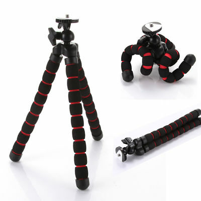 For Digital DSLR 1KG Camera DV Flexible Octopus Holder Stand Tripod Gorilla Pod