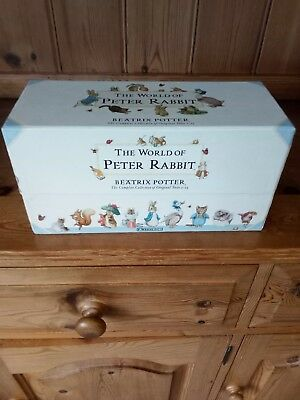 The World of Peter Rabbit Books Collection Beatrix Potter Box Set 1-23 Complete