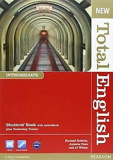 New Total English Intermediate Students' Book (with Acti... | Buch | Zustand gut
