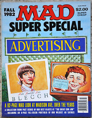 Mad Super Special Fall 1982