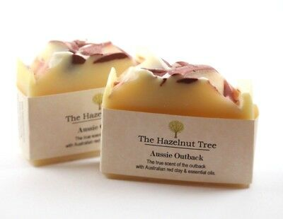 NEW Hand Made Soap | All Natural, Palm Oil Free Soap | Aussie Outback Soap