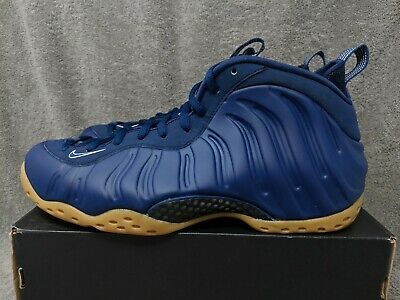 245678d605f2b NIKE AIR FOAMPOSITE One  Midnight Navy  (314996-405) Authentic Mens ...