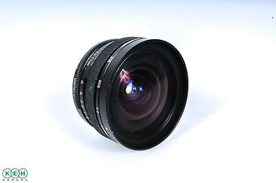 Tamron 17mm F/3.5 SP (Requires Adaptall) Lens {82 In Hood}