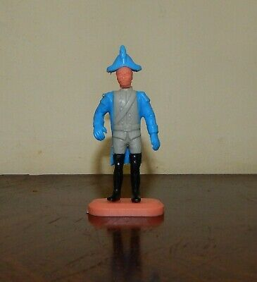 Omniplast vintage soldier Kinder surprise 1970s 80s