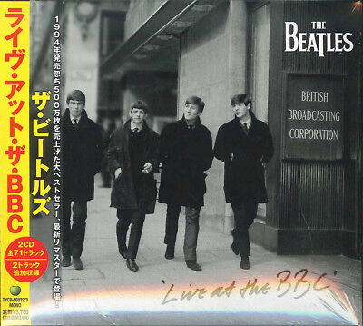 The Beatles-Live At The Bbc-Japan 2 CD+ Libro