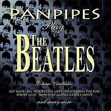 Play the Beatles Vol.2 von Panpipes | CD | Zustand sehr gut