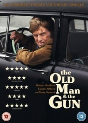 The Old Man and the Gun (Robert Redford Casey Affleck) & New DVD