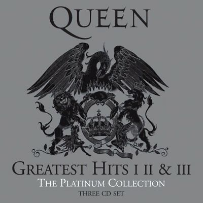 QUEEN - The platinum collection (2018) 3 CD