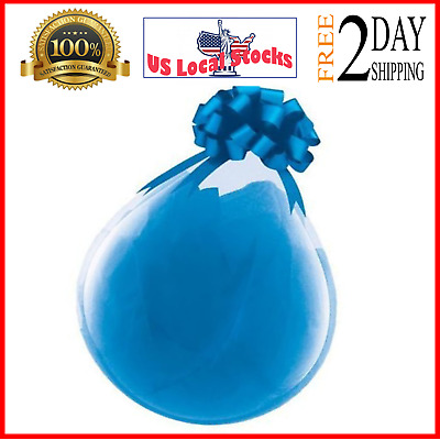 """CLEAR with NO PRINT Qualatex 18/"""" Stuffing Balloon"""
