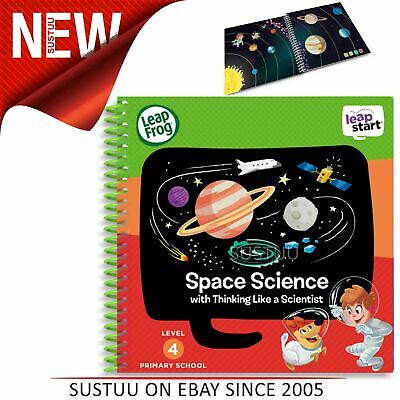 Leap Frog LeapStart Space Science Activity Book¦40+ Replayable Activities¦+5Year