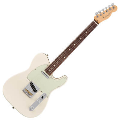 Fender American Professional Telecaster - RW - Olympic White
