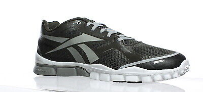 ad047568a025 BD4912  MENS REEBOK Trainflex Cross Training Sneaker - Black White ...