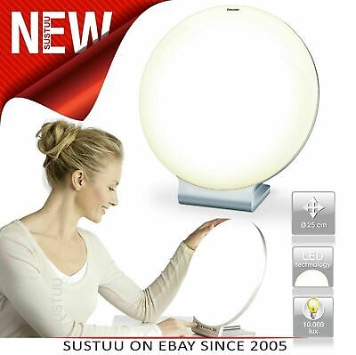 Beurer TL50│Compact Daylight Well Being S.A.D Lamp│Body Light Medical Therapy│