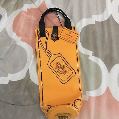 Veuve Clicquot Ponsardin Champagne Brut Wine Insulated Shopping Bag Holder Nice