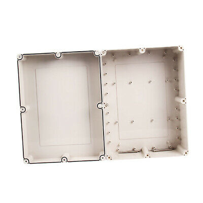 Waterproof ABS White Electronics Project Box Enclosure 3.15x7.09x2.76inch
