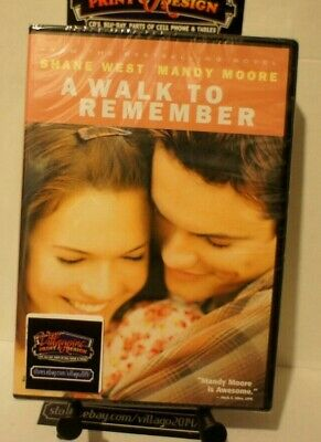 A Walk to Remember   NEW DVD FREE SHIPPING!!