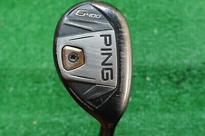 Ping G400 30 Degree 6h Hybrid Senior Flex Alta Cb Graphite 0687888