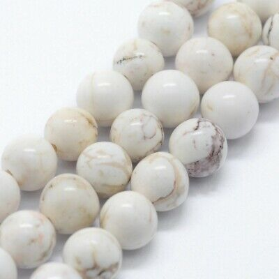 24  Perles en  fluorite naturelle 8 mm gemme naturel